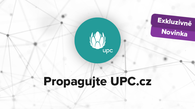 Propagujte UPC